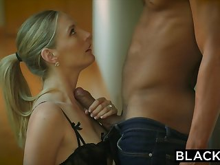 BLACKED Naughty Wife Cuckolds Hubby Respecting Coed Black Neighbor - ANALDIN
