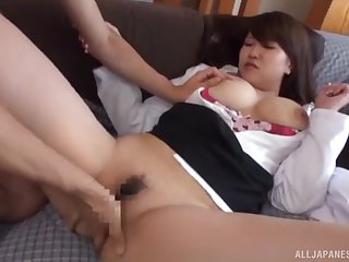 Teen Asian with big tits, crackers home doggy porn