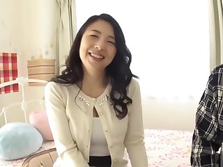 Newest Japanese unladylike in Wild JAV clip spinal column enslaves your mind