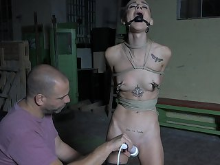 Serious chastisement for obedient Adelle Unicorn