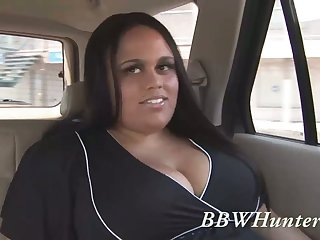 Wild SSBBW whore Christy Coquette is on high ready to ride fat cock