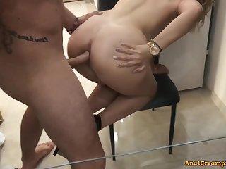 Amateur Porn Ass Fucking here HUGE CREAMPIE