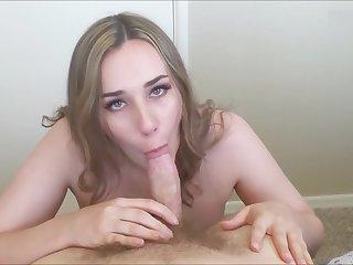 Facial for Hannah Foxx the CUMSLUT