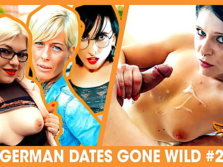 CRAZY FUCK DATES BERLIN Germany Part 2 wolfwagner.love