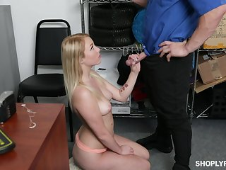 Hot and sexy ex GF of detective is properly fucked in his rendezvous